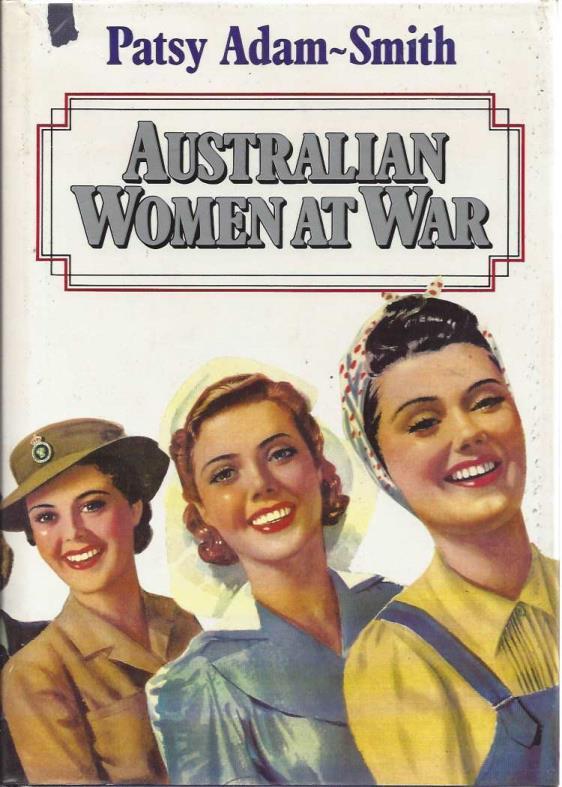 Australian women at war, Adam-Smith, Patsy