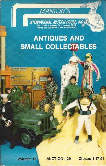 Antiques and Small Collectables Auction 129 Volume 17-1, N/A