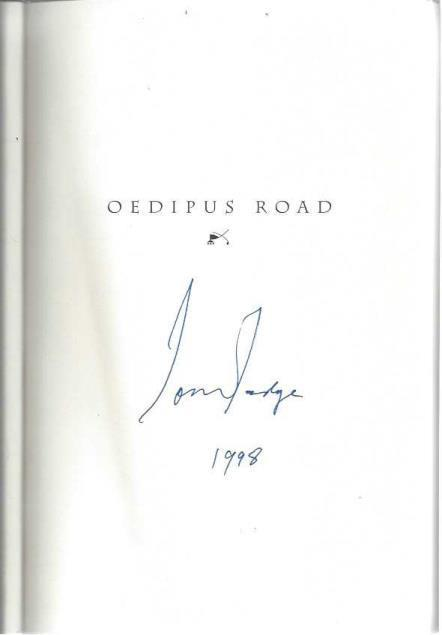 Oedipus Road: Searching for a Father in a Mother's Fading Memory, Dodge, Tom