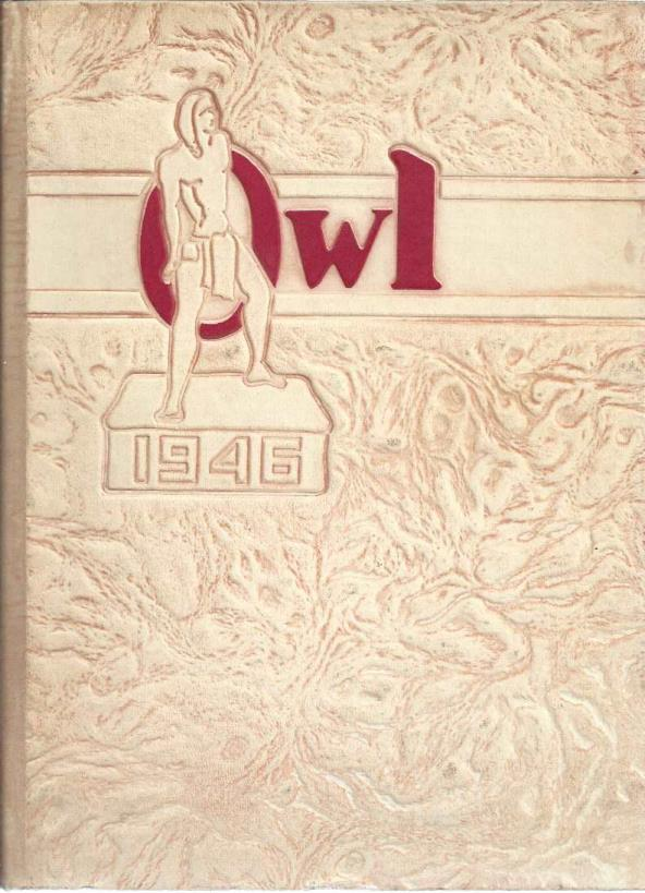 Owl 1946 (Fresno High School Yearbook), N/A