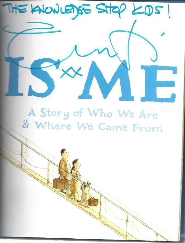 This Is Me: A Story of Who We Are and Where We Came From, Curtis, Jamie Lee; Cornell, Laura [Illustrator]