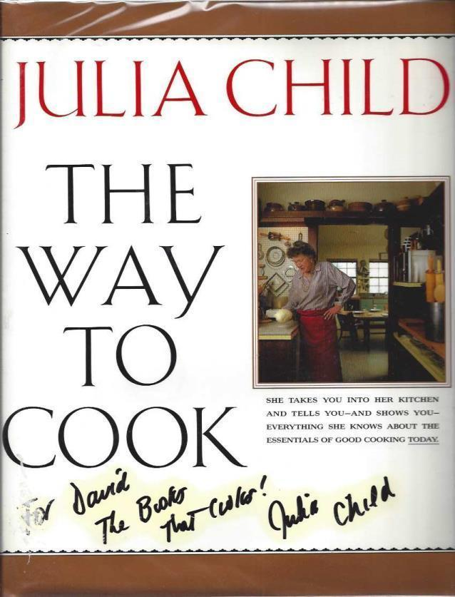 The Way to Cook, Child, Julia
