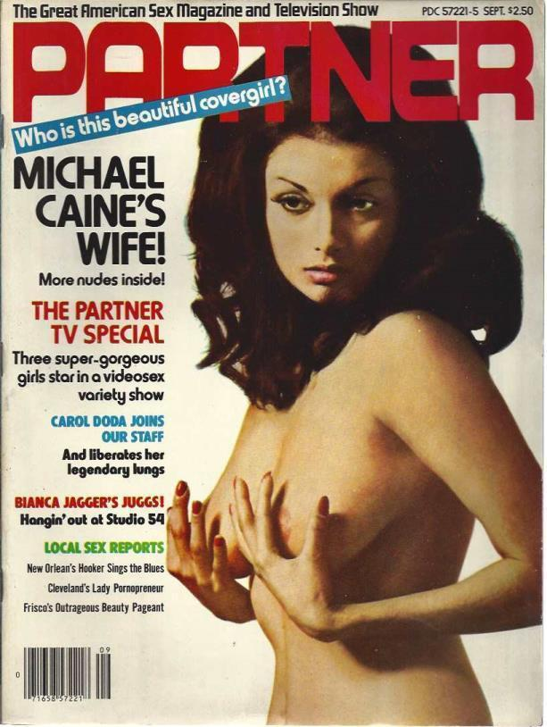 Partner Magazine September 1979 (Adult Magazine), Smitty Ritz (Executive Editor)