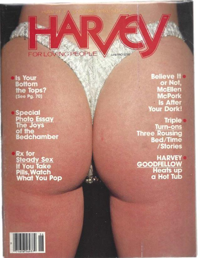 Harvey Magazine June 1980, Bob Able (Editor)