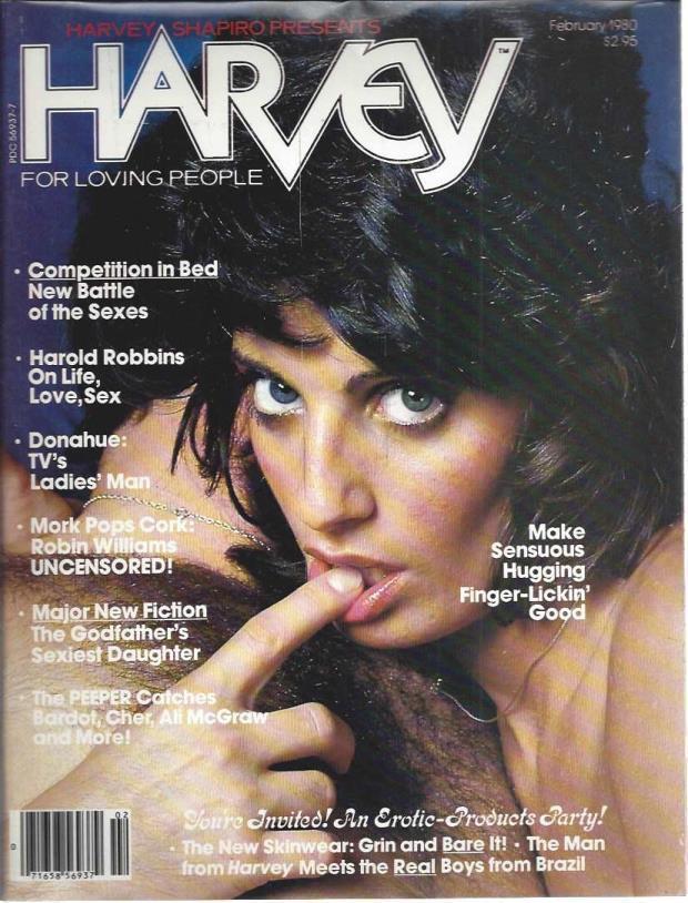 Harvey Magazine February 1980, Harvey Shapiro