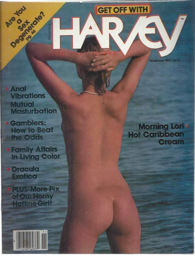 Harvey Magazine November 1980, Harvey Shapiro