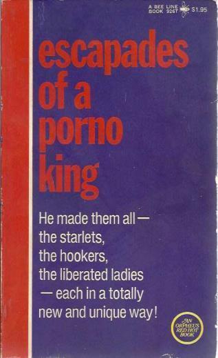 Escapades of a Porno King, Alexander, George