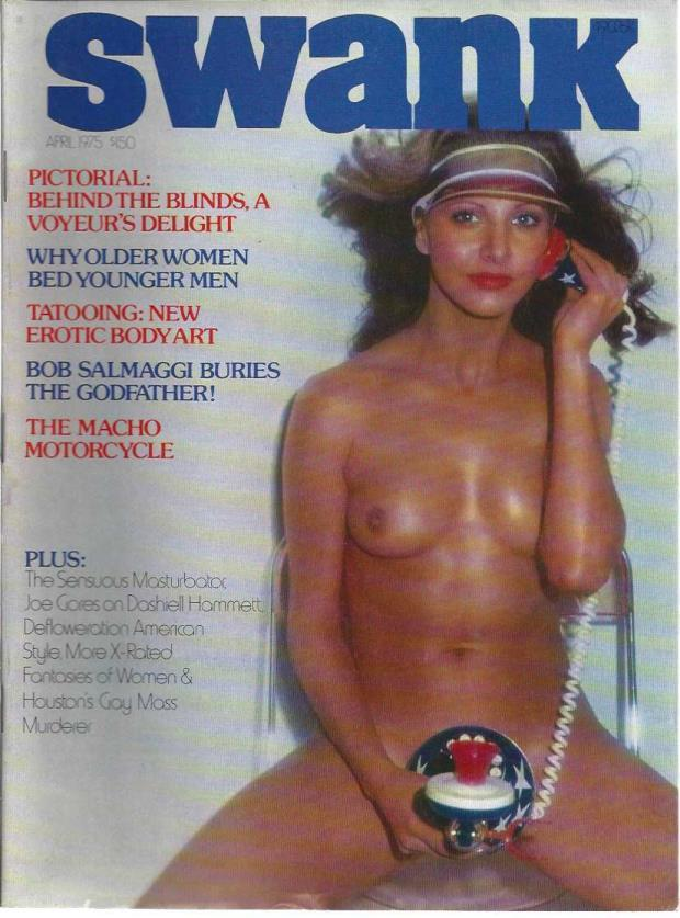 Swank Vol. 22 No. 3 April 1975 (Vintage Adult Magazine)