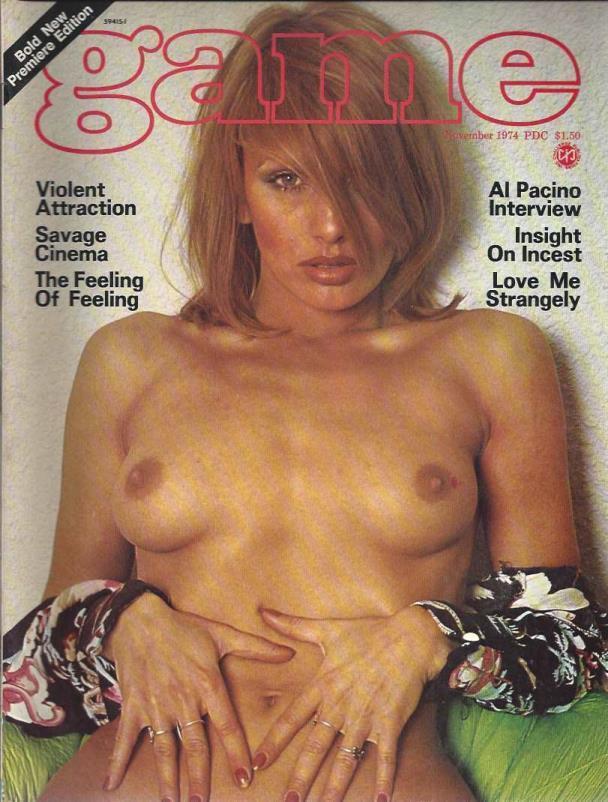 Game Magazine # 1 (November 1974), Roy T.Pockett [Editor]