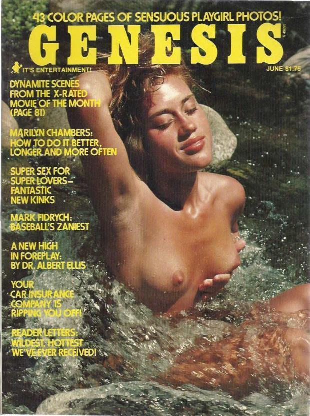 Genesis June 1977 [Adult Magazine], Sherry Armstrong [Editor]