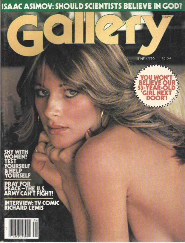 Adult gallery magazine