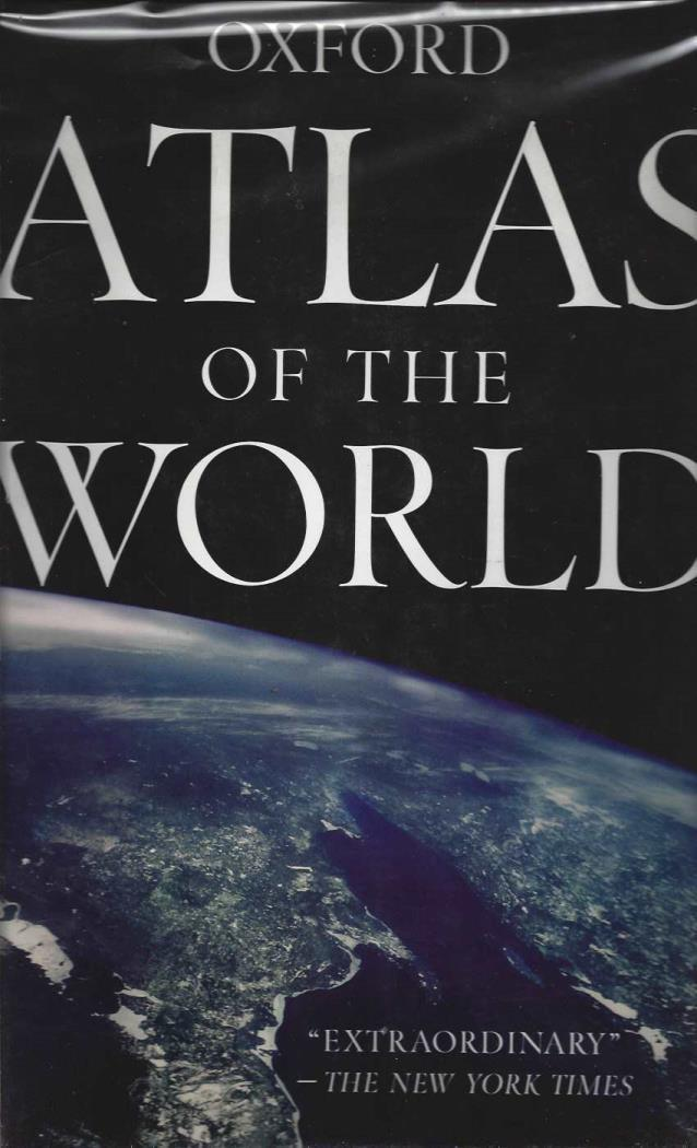 Atlas of the World, 13th Edition, Not Available [Unknown]