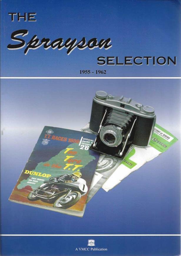 Ken Sprayson's Photo Album 1955-1962, Ken Sprayson