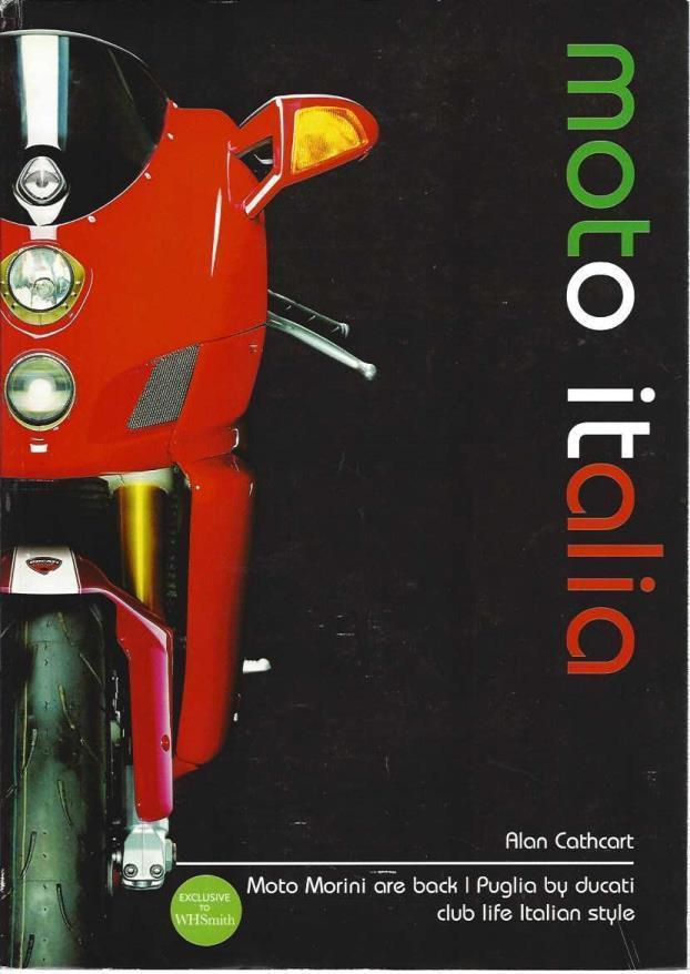Moto Italia, Alan Cathcart