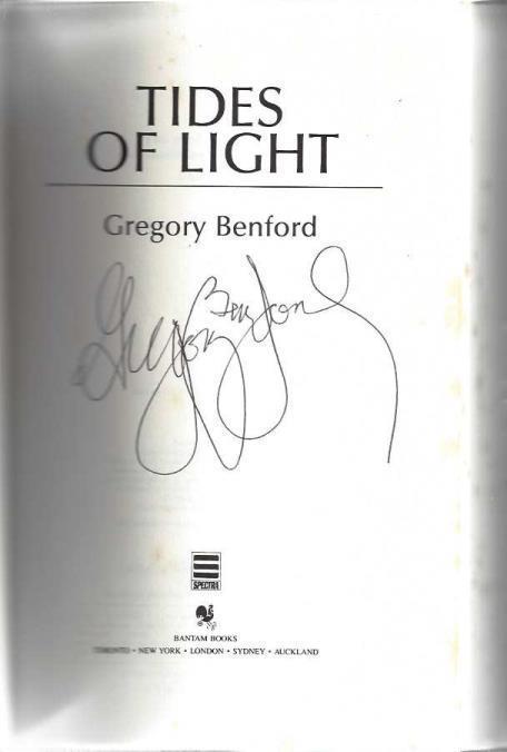 Tides of Light (Bantam Spectra Book), Benford, Gregory
