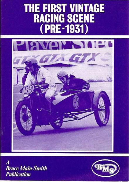 "The first vintage racing scene (pre-1931) (BMS ""Scene"" series), Main-Smith, Bruce"