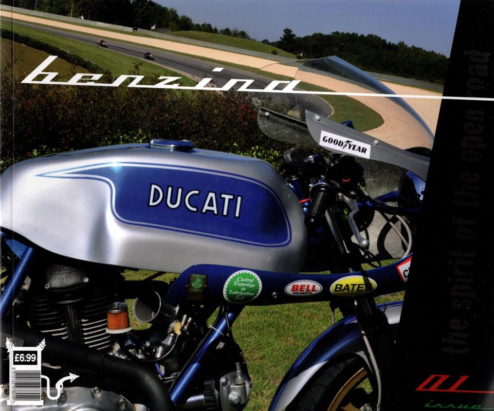 Benzina #006 Classic Italian Motorcycles, N/A