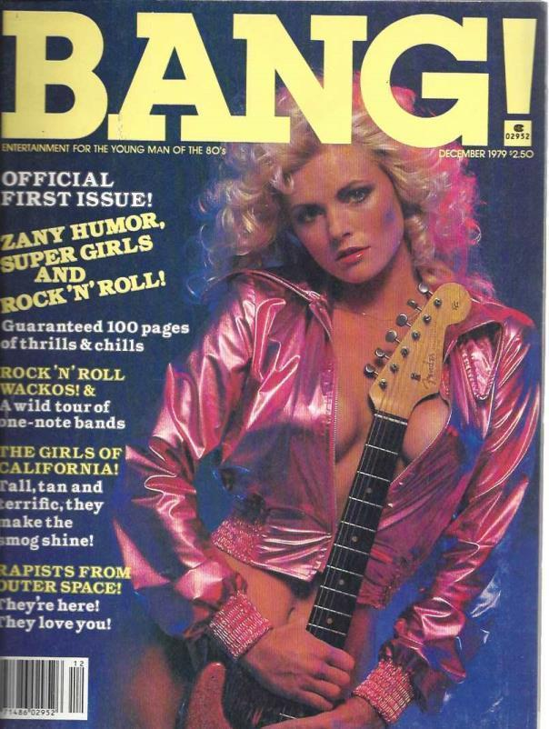 Bang magazine December 1979, Charles Goodman