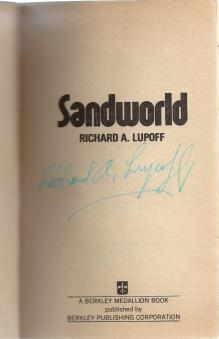 Sandworld, Lupoff, Richard A.