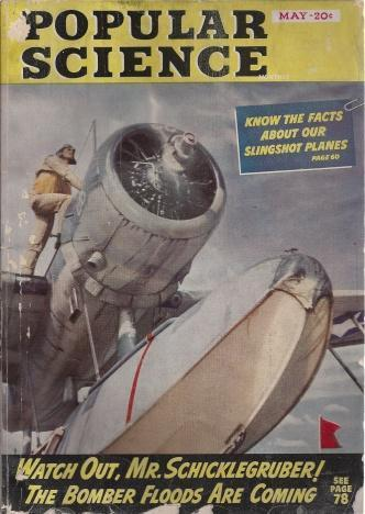 Popular Science (School and College): May 1943, Volume 142, Number 5, Popular Science Monthly; Charles McLendon [Editor]