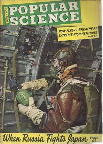 Popular Science November 1943 Vol 143 No 5, McLendon, Charles, Ed