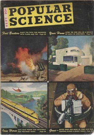 Popular Science September 1943 Vol 143 No 3, Charles, Ed McLendon