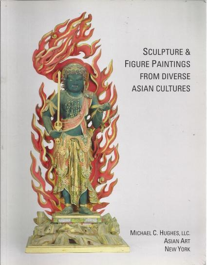Sculpture & Figure Paintings From Diverse Asian Cultures, Hughes, Michael C.