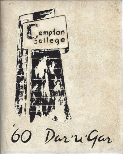 1960 Dar-U-Gar (Compton College Yearbook), Compton College Student Body