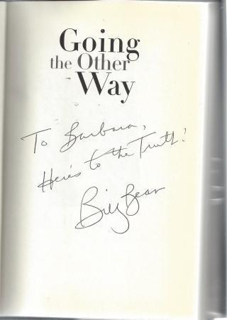 Going the Other Way: Lessons from a Life in and out of Major-League Baseball, Bean, Billy; Bull, Chris [Contributor]