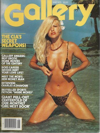 GALLERY MAGAZINE-------JUNE 1978 ISSUE
