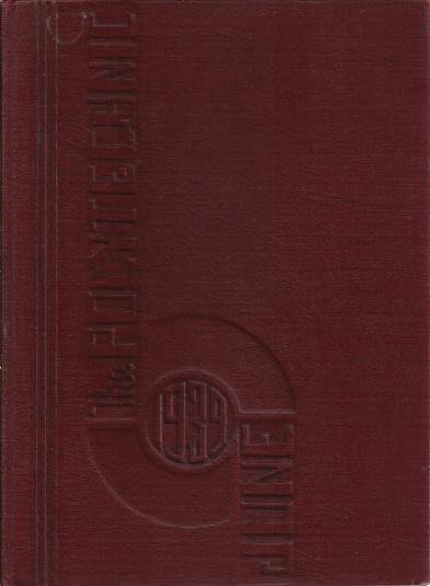 The Polytechnic for June 1939 (San Francisco), Harold Levitt (Editor)