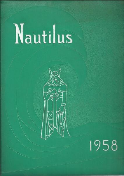 Nautilus 1958 (Santa Monica High School), Jeanne Ruenitz (Editor)