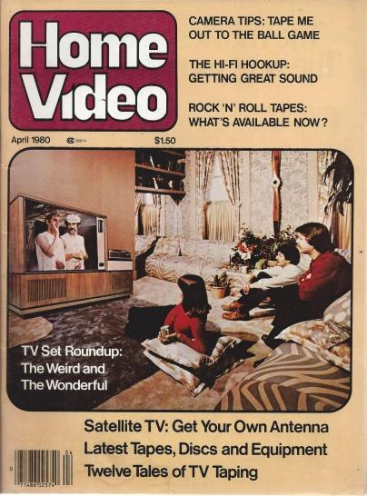 Home Video April 1980, N/A