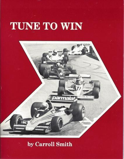 Tune To Win Principles Of Race Car Dynamics, Carroll Smith