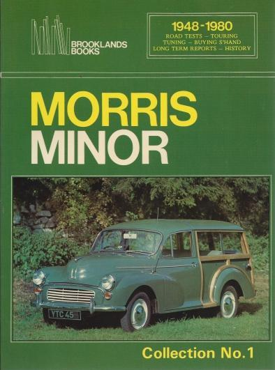 Morris Minor Collection No.1. 1948-1980., Clarke R.M.