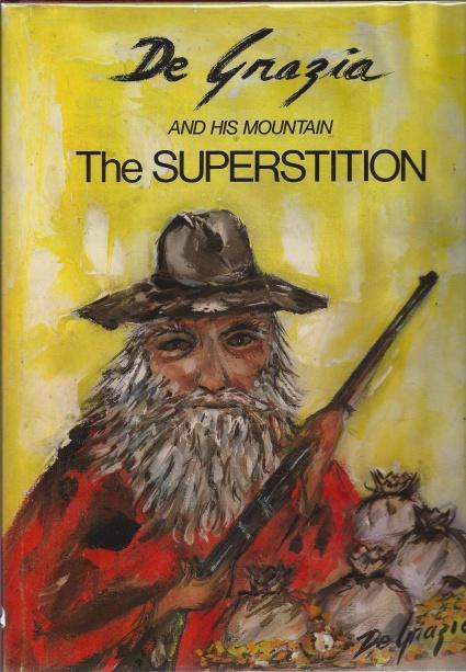 De Grazia and His Mountain: The Superstitution, De Grazia, Ted