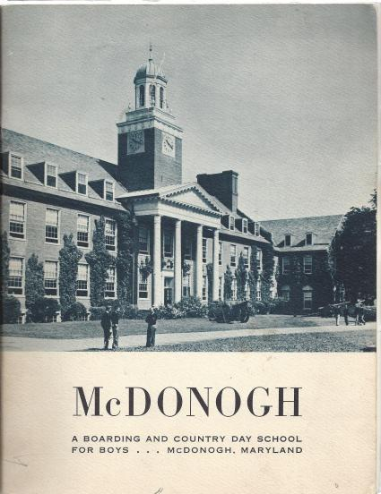 McDonogh A Boarding School And Country Day School For Boys, McDonogh School Board of Trustees