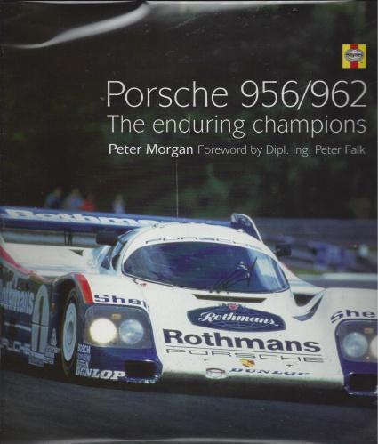 Porsche 956/962: The enduring champions, Morgan, Peter