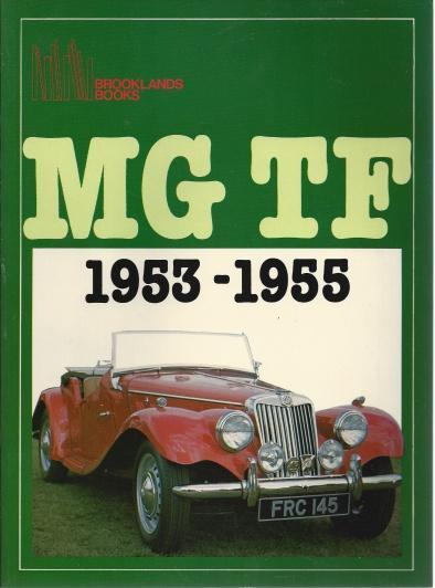 MG TF, 1953-55 (Brooklands Books Road Tests Series), Clarke, R. M. [Editor]