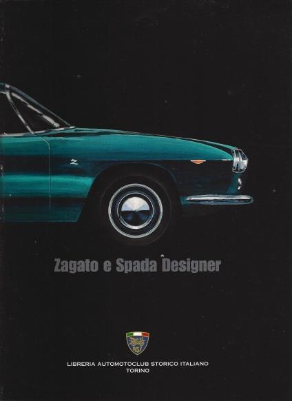 Zagato e Spada Designer, Giuliano Silli