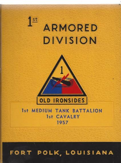 Old Ironsides: 1st Armored Division 1957, N/A