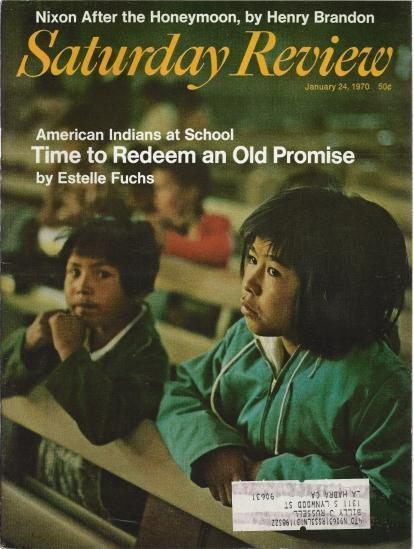 Saturday Review, 4 Issue Set, January 1970, N/A