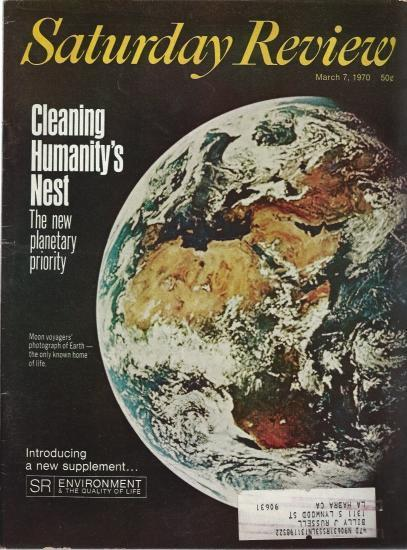 Saturday Review, 4 Issue Set, March 1970, N/A