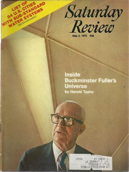 Saturday Review, 4 Issue Set, May 1970, N/A