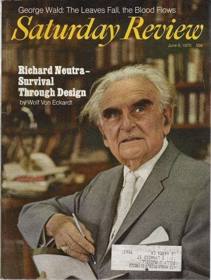 Saturday Review, 4 Issue Set, June 1970, N/A