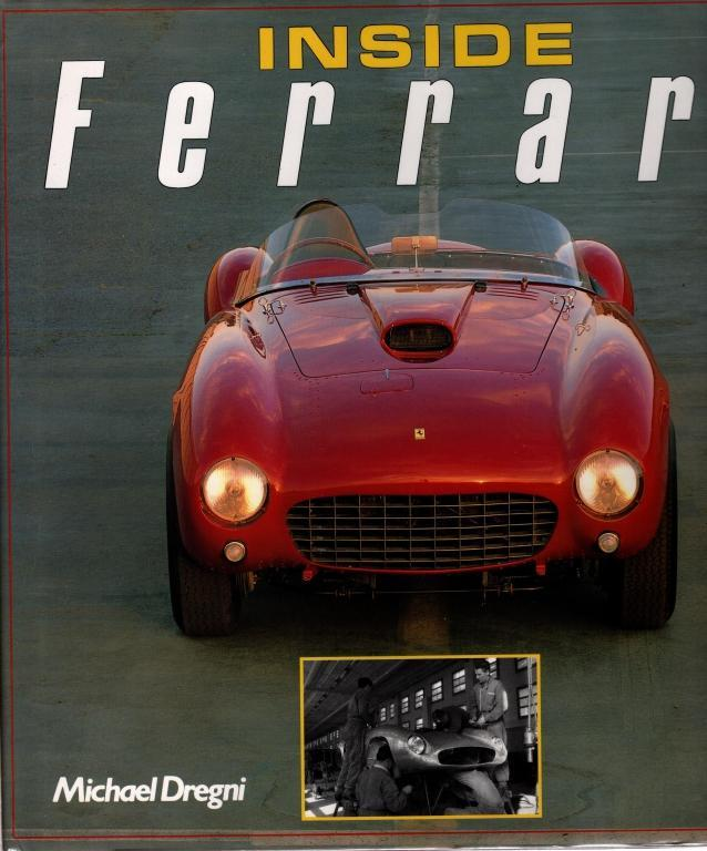 Inside Ferrari, Dregni, Michael