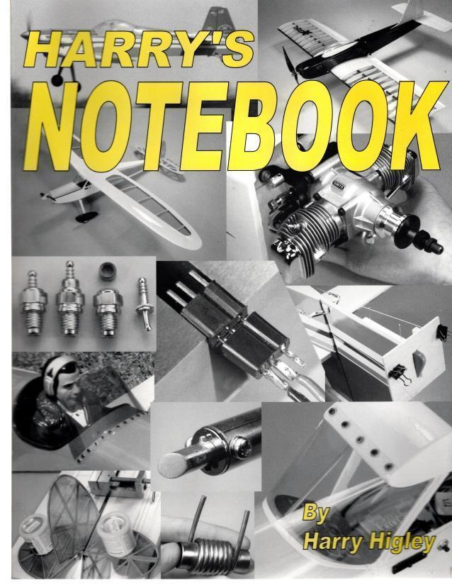 Harry's Notebook, Higley, Harry
