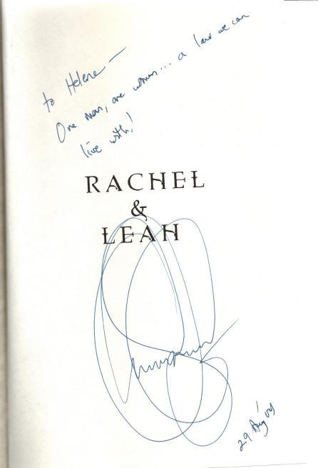 Rachel and Leah: Women of Genesis, Card, Orson Scott