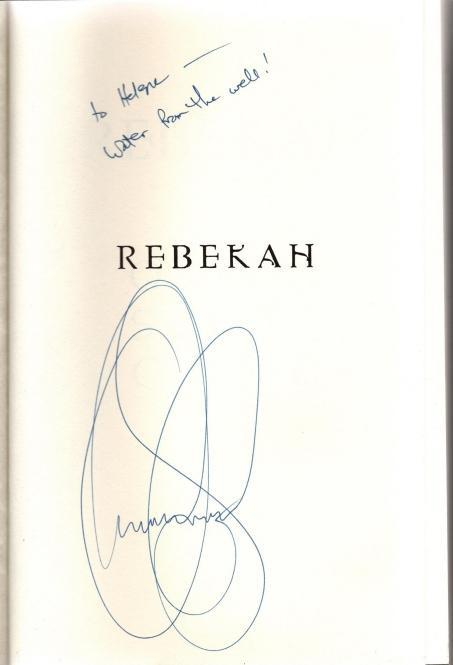 Rebekah: Women of Genesis (Women of Genesis (Forge)), Card, Orson Scott