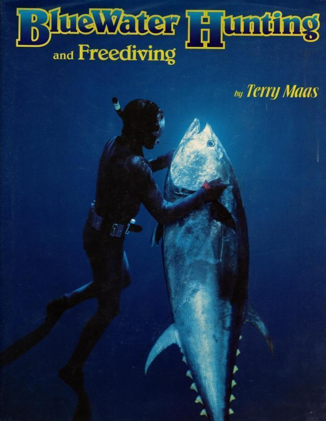 Bluewater Hunting & Free Diving, Maas, Terry